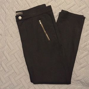 Banana Republic Sloan Fit Cropped Pants Size 8